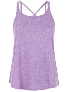 Soft Breeze Top - Lavender - Mandala