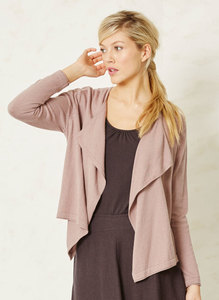Rhea Cardi-Antique Pink  - Braintree