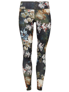 Fancy Legging - French Flower - Mandala