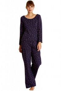 Stars Pyjama Long Sleeve und Hose - People Tree
