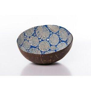 Kokosnussschale Perlmutt-Ei - Bea Mely