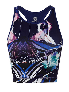 Ballet Top - Roxy Print - Mandala