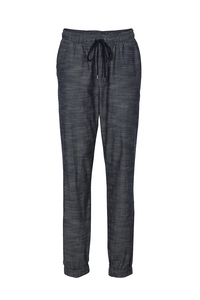 Hose LOOSE DENIM grey - recolution