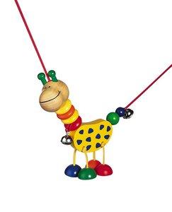 Collina Wagenkette Giraffe ökologisch - Selecta