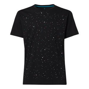 ThokkThokk Nightsky T-Shirt Black - THOKKTHOKK