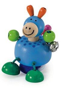 Pia Iah - Buggyspielzeug Esel ökologisch - Selecta