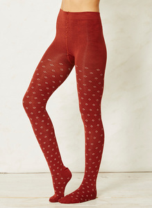 Agnes Tights-Rust  - Thought   Braintree