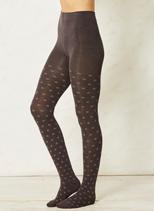 Agnes Tights-Carbon  - Braintree