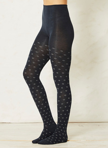 Agnes Tights-Navy  - Braintree