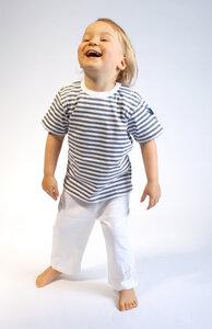 Kinder Hose, weiß - Preciosa