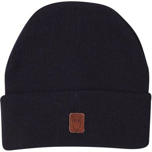 Mütze - Beanie Hat - Total Eclipse - KnowledgeCotton Apparel