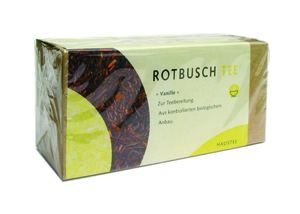 "Bio Rotbuschtee ""Vanille""  - Weltecke"