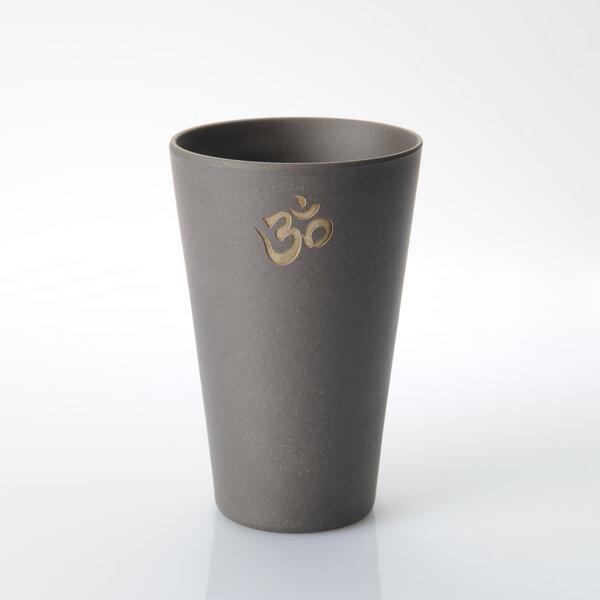 freakulized coffee to go becher om schwarz bambus avocadostore. Black Bedroom Furniture Sets. Home Design Ideas