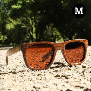 Pauanui - Sonnenbrille aus Bambus - Coromandel