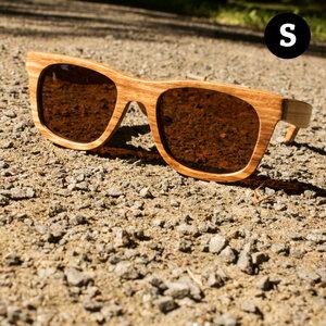 Mangonui - Sonnenbrille aus Zebraholz - Coromandel