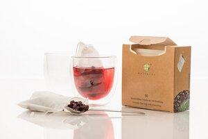 Teebeutel für Filtertee zum Selbstbefüllen - Weltecke