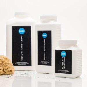Basisches Edelsteinbad ohne tierische Substanzen - Weltecke