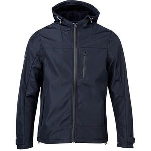 Softshell Jacket Water Proof - Total Eclipse - KnowledgeCotton Apparel