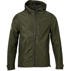 Softshell Jacket Water Proof - Forrest Night - KnowledgeCotton Apparel