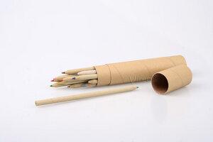 Buntstifte aus recycelten Zeitungen - Vireo