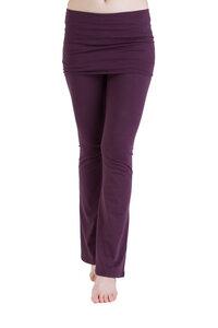 Yoga Hose & Rock Cinja violett - Ajna