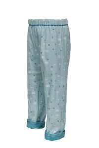 Wendehose - blau geringelt - People Wear Organic