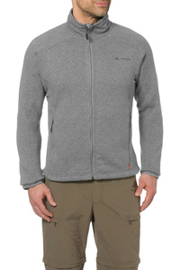 Men's Rienza Jacket - grey-melange  - VAUDE