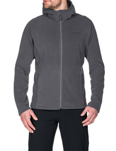 Men's Lasta Hoody Jacket - grey-melange - VAUDE