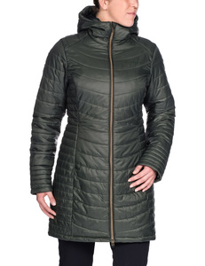 Woman's Rimbi Coat - Olive - VAUDE