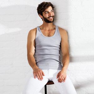 helmut - achselshirt aus 100% bio-baumwolle - erlich textil