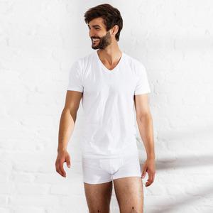 hugo - t-shirt aus 100% baumwolle - erlich textil