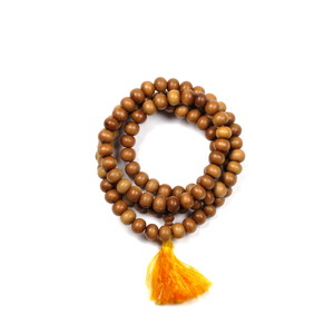 Sandelholz Mala 9 mm - Just Be
