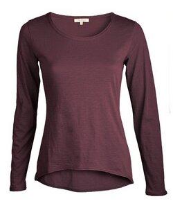 Smart Shirt aubergine - Alma & Lovis