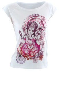 T-Shirt Groovy Ganesha - Natural Born Yogi
