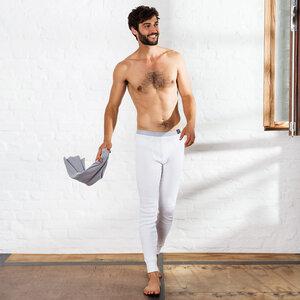 bernhard - lange unterhose aus 100% bio-baumwolle - erlich textil