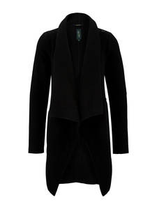 Jacket Augusta - Black - LangerChen