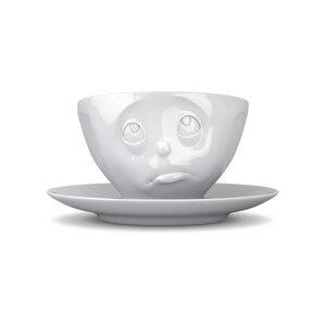 """Kaffeetasse aus Hartporzellan """"Och Bitte"""" - FIFTYEIGHT PRODUCTS"""