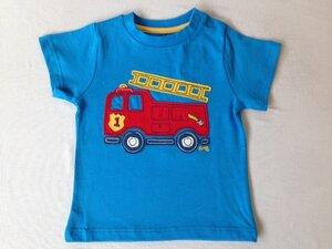 Kurzarmshirt Feuerwehr - Kite Kids