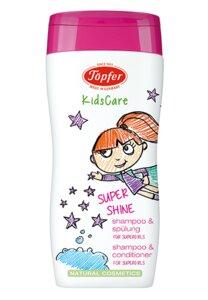 Shampoo & Spülung für Supergirls - Töpfer