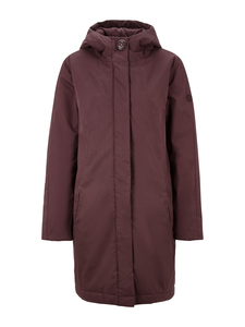 Coat Ariza - Prune - LangerChen