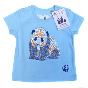 T-Shirt mit Panda-Aufdruck - Animal Tails