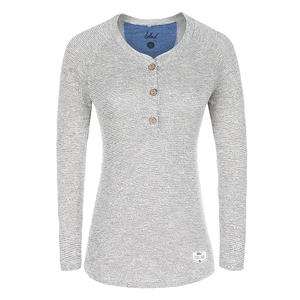 Buttoned Longsleeve Flamé Ladies - bleed