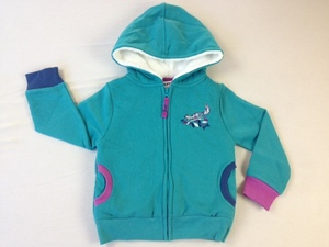 Sweatjacke Squirl - Kite