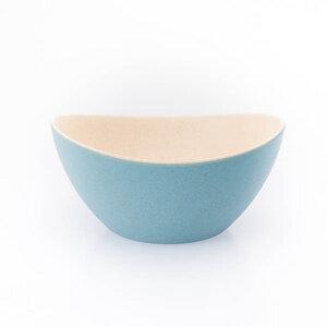 Bambus-Schale Bambus-Geschirr blau - Bea Mely