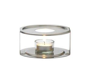 Edelstahlstövchen - Teewärmer aus Edelstahl - Trendglas Jena