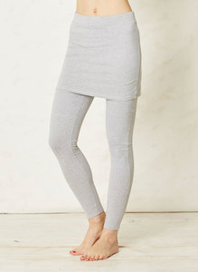 Mori Leggings-Light Grey - Thought | Braintree