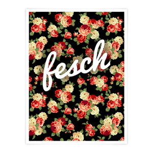 fesch - Poster - What about Tee