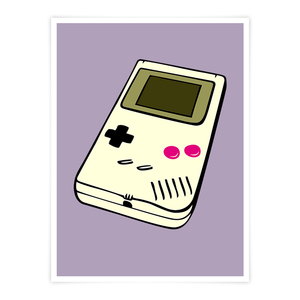 Gameboy - Poster - What about Tee