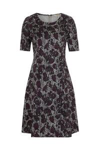 Joanna Flared Dress - People Tree