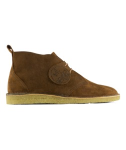 max herre / rust wildleder / crepe sohle  - ekn footwear